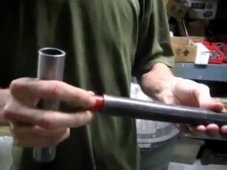 Самодельное огнестрельное оружие ( 12 калибр )