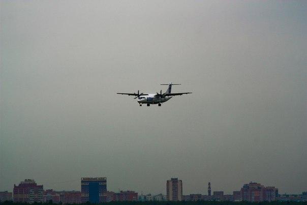 """Из-за ухудшения погодных условий """"Аэрофлот"""" отменил 31 рейс из аэропорта Шеремет..."""