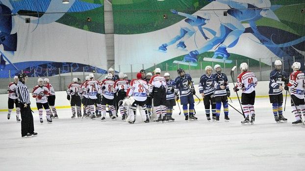 Новый антирекорд харьковских хоккеистов