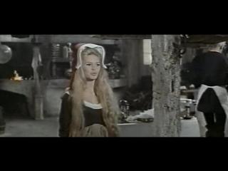 (Жан-Поль Бельмондо) Знаменитые любовные истории Amours celebres А.Делон 1961