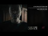 11.01.2016-Последний клип Дэвида Боуи.Lazarus(Лазарь).(Дата-11.01.2016г.,1843мск.Источник-Дождь)