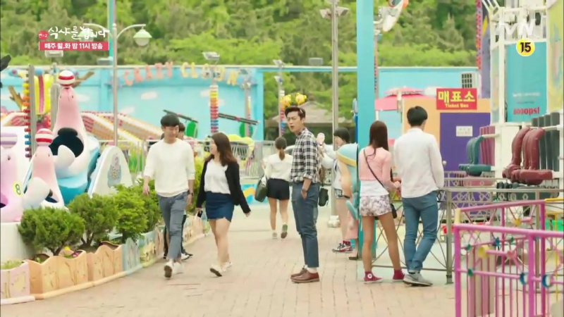 [TV] 2.06.2015 Lets Eat 2, Ep.18 - Goo DaeYoung Cut 1