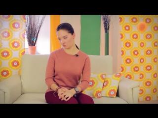 Фейсбилдинг с Евгенией Баглык. Избавляемся от жировых отложений на шее и подбородке