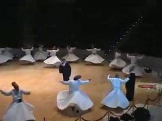 Мистический танец дервишей или «суфийское кружение»