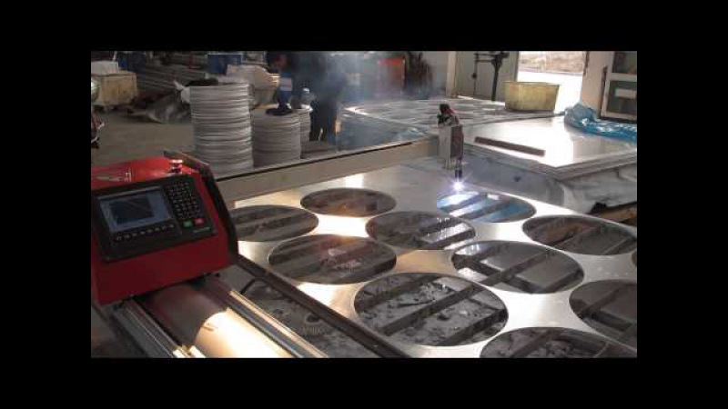 China kasry portable cnc plasma cutting machine