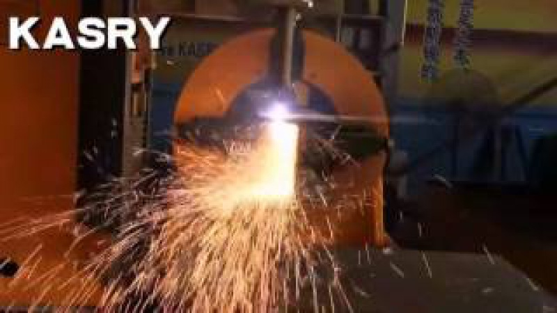 China kasry H beam cutting