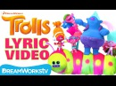 Can't Stop the Feeling! Lyric Video | TROLLS