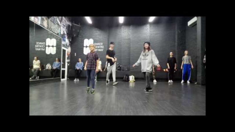 Choreography by Sasha Putilov Brasstracks - Say U Wont 6