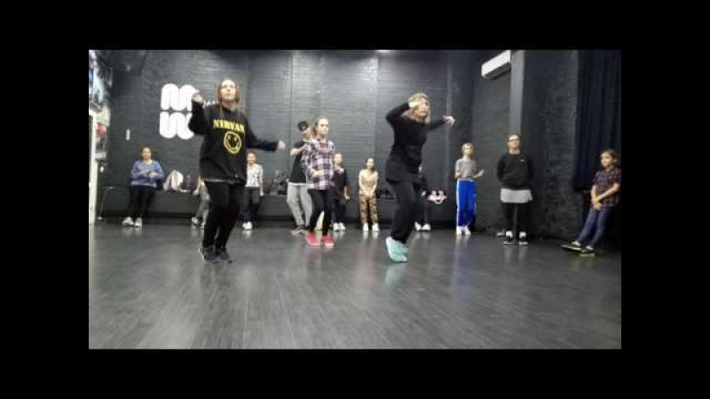 Choreography by Sasha Putilov Brasstracks - Say U Wont 5