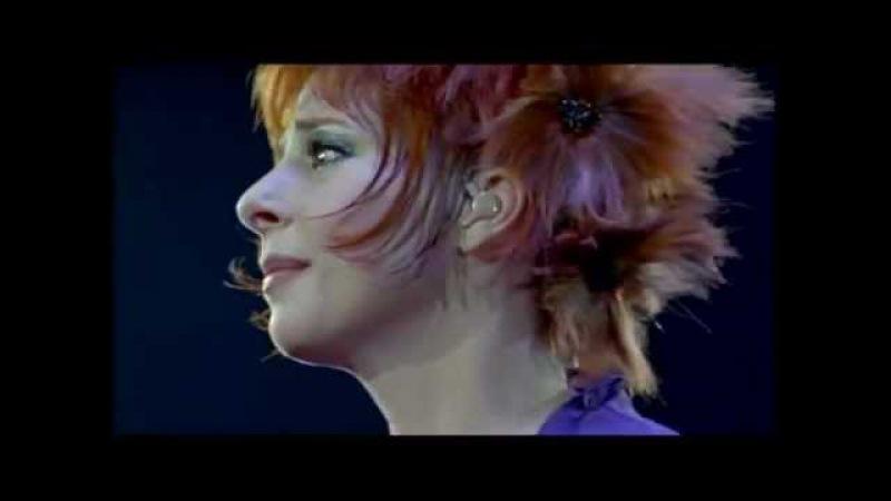 Mylène Farmer - Rever ( Avant Que L Ombre Bercy 2006 )
