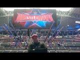 Как я сходил на WrestleMania 32