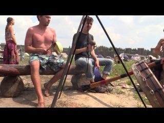 Кухня-парти, дикие поварята на  КристалFest Купала15