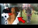 Топ 15 Клоунов-Убийц Снятых На Видео ч.2