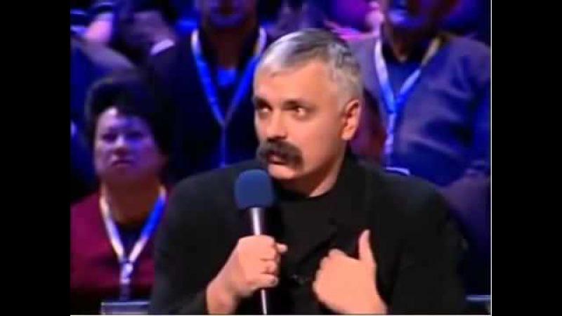 05.12.2008 - Дмитро Корчинський на Інтері... як Ванга прям!