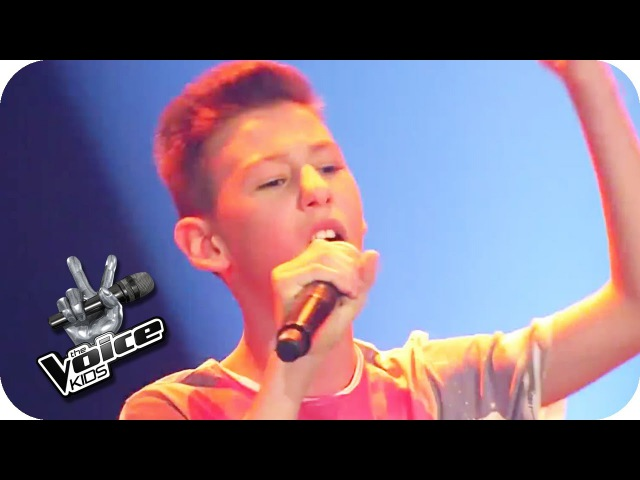 Ariana Grande - Break free (Michele) | The Voice Kids 2015 | Blind Auditions | SAT.1