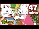 Max and Ruby Fun with FOOD Compilation Funny Cartoon Collection for Children By Treehouse Direct