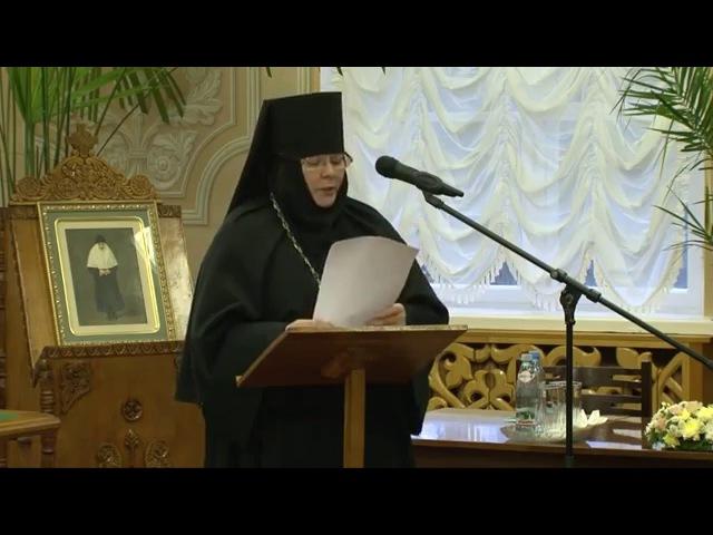 Игумения Филарета (Калачева) – «Непостижимый подвиг юродства»