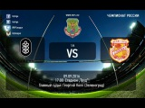 Kuban v Slava. Live 14 Russian Rugby Championship 2016