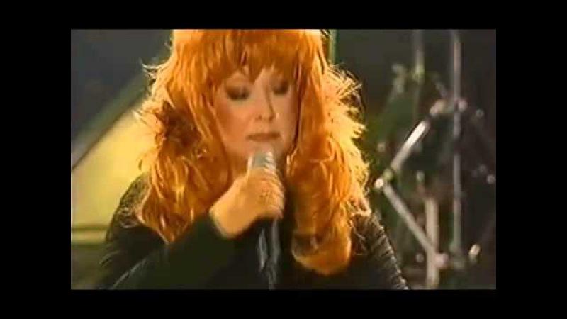 Алла Пугачева Птица певчая Витебск 2000 год
