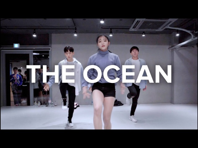 The Ocean - Mike Perry ft. Shy Martin Yoojung Lee Choreography