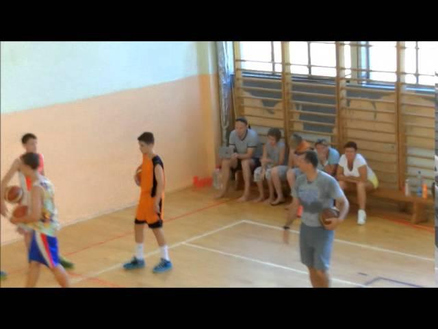 Техническая подготовка юного баскетболиста