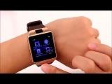 Мужские смарт часы Smart watch DZ09