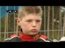 Karten met Max Verstappen 2009 vpro Holland Sport