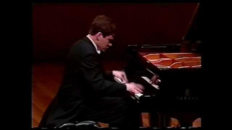 Денис Мацуев. Сергей Прокофьев. Соната для фортепиано №7 (III)