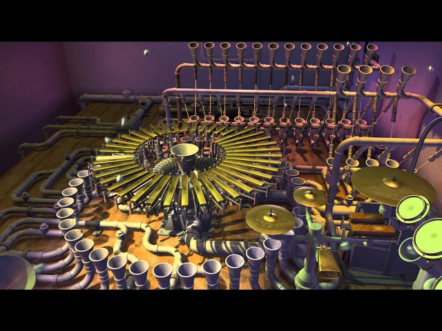 Animusic HD - Pipe Dreams (1080p)