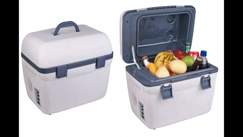 Автохолодильник своими руками из элемента Пельтье и ведерка