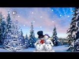 Футаж Зимний Сказка 6