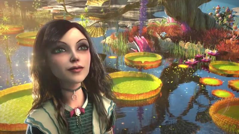 Alice Madness Returns Teaser 3