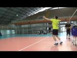 Тренировка сборной Казахстана в Колумбии