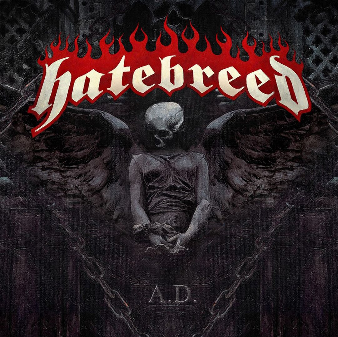 Hatebreed - A.D. [single] (2016)