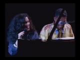 Gal Costa e Herbie Hancock - A felicidade (ao vivo, 1993)