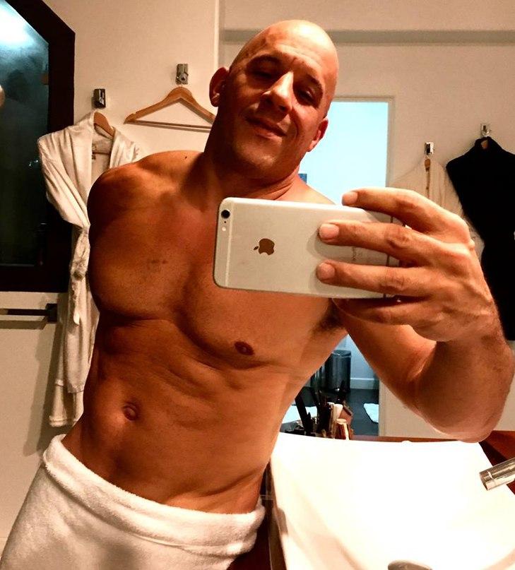 Вин Дизель биография, фото (Vin Diesel), жена, рост и вес ...