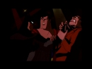 Конфликт Бэтмена и Супермена из БПС Рассвет Справедливости!