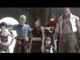 Final Fantasy 7 Tifa Supergirl