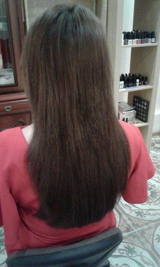 Наращивание волос в орске цена