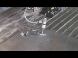 Kimla Streamcut 5D 5 Axis Waterjet CNC Machine