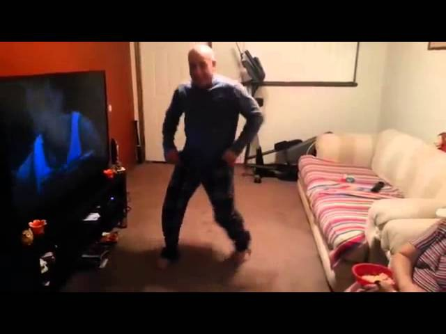 Never Too Old To Turn Up Son Records His Father Feeling Groovy With The Dance Moves! Video  YouT