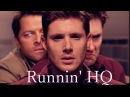 Dean Winchester - Runnin This is NOT Jensen Ackles singing