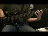 Reggae Bass Lines 1 (with tab &amp backing track)