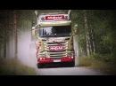 Midtstøl Transports Scania R730 tungtrekker