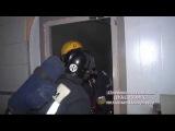 Оперативная съемка: пожар в Санкт-Петербурге