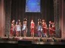 Танец для детей,новогодний
