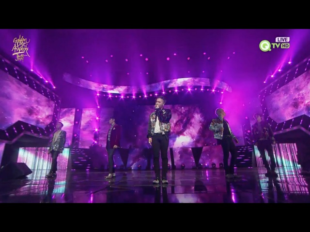 BIGBANG - LOSER' '맨정신(SOBER) in 2016 Golden Disc Awards