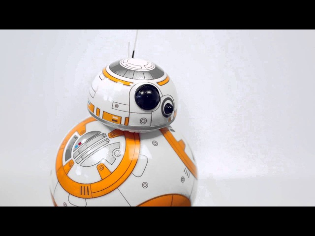 BB-8: первый дроид DJ!