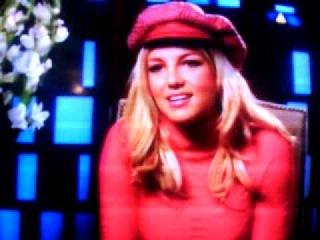 Britney Speras opinion about Christina Aguilera