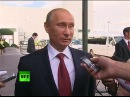 Путин - Анекдот про Наташу Ростову